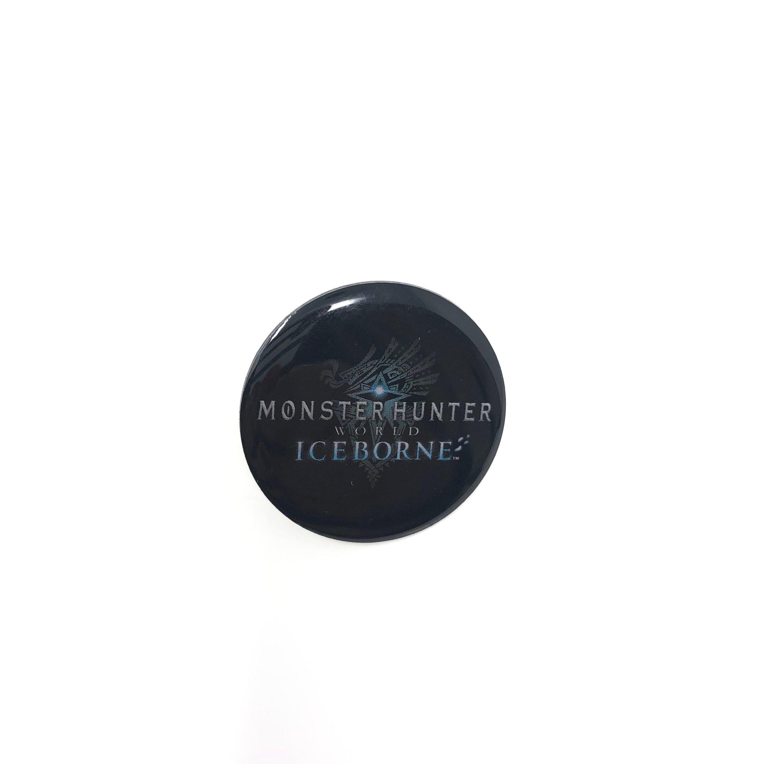 Monster Hunter Iceborne Pin