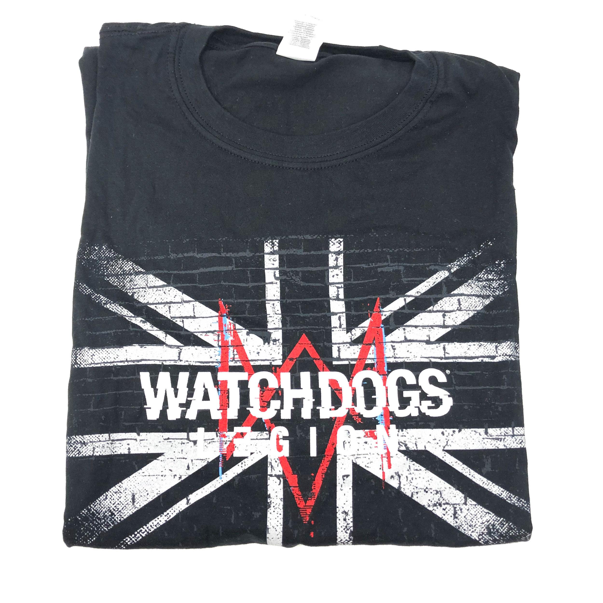 Watchdogs Legion T-Shirt XL