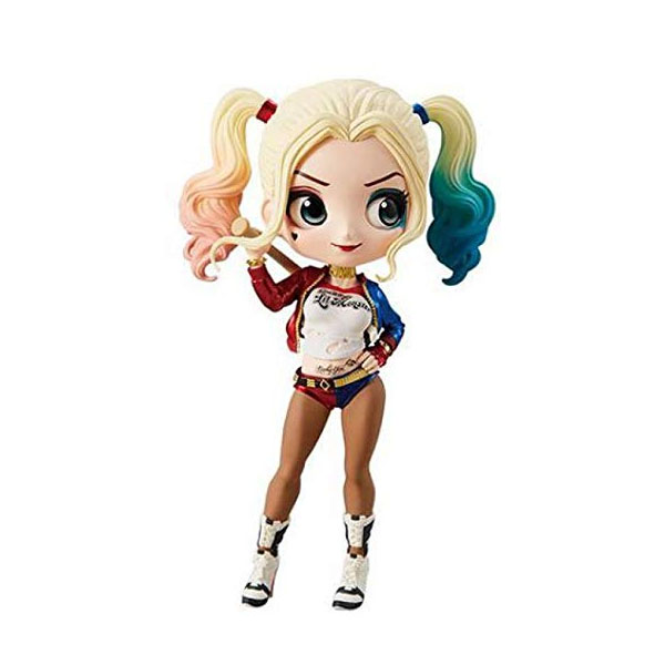 DC Comics- Figure Q Posket- Harley Quinn