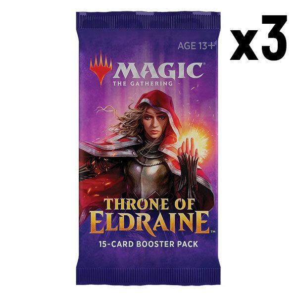 MTG Eldraine Booster Pack x3 - 20,000
