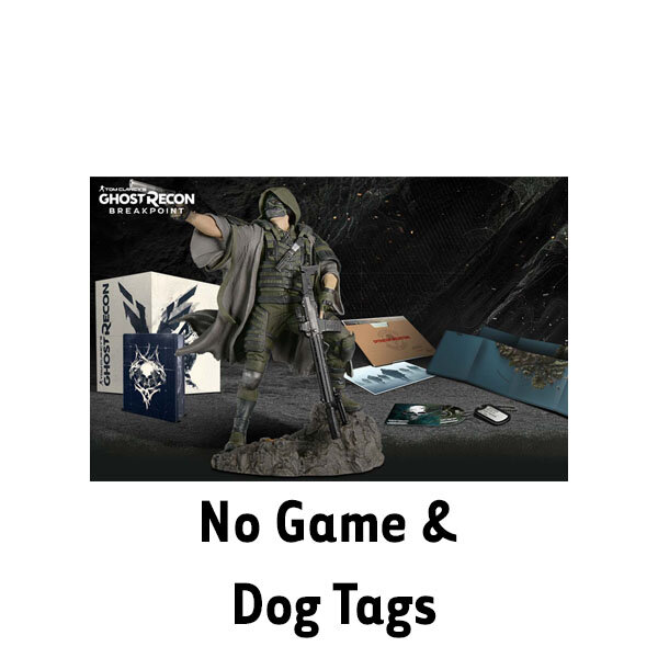 Ghost Recon BP Wolves Collection UK ONLY - 80,000