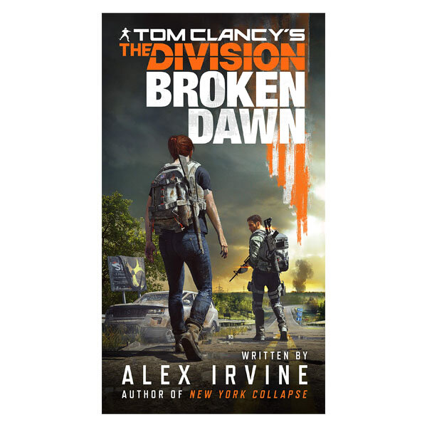 Tom Clancy's The Division Broken Dawn Book - 30,000