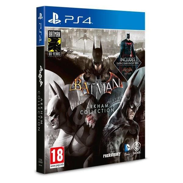 Batman Arkham Collection PS4 - 60,000