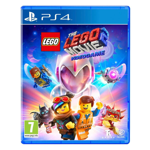 The Lego Movie Videogame PS4 - 60,000