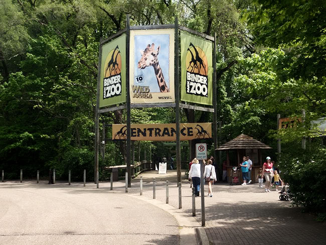 Binder Park Zoo (from Southwest Michigan Dining)