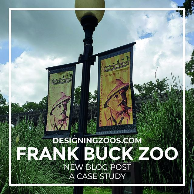 Who is Frank Buck? And, why does he have a zoo named after him? Answers to these questions are NOT contained in the newest Designing Zoos blog post, but experiential insights are! ⠀ ⠀ Read the newest Felis Consulting's DesigningZoos.com case study: https://buff.ly/31DECES⠀ ⠀ @frankbuckzoo #frankbuck #casestudy #blog #zoo #zootripping #experience #wildlife #animals #texas #roadtrip