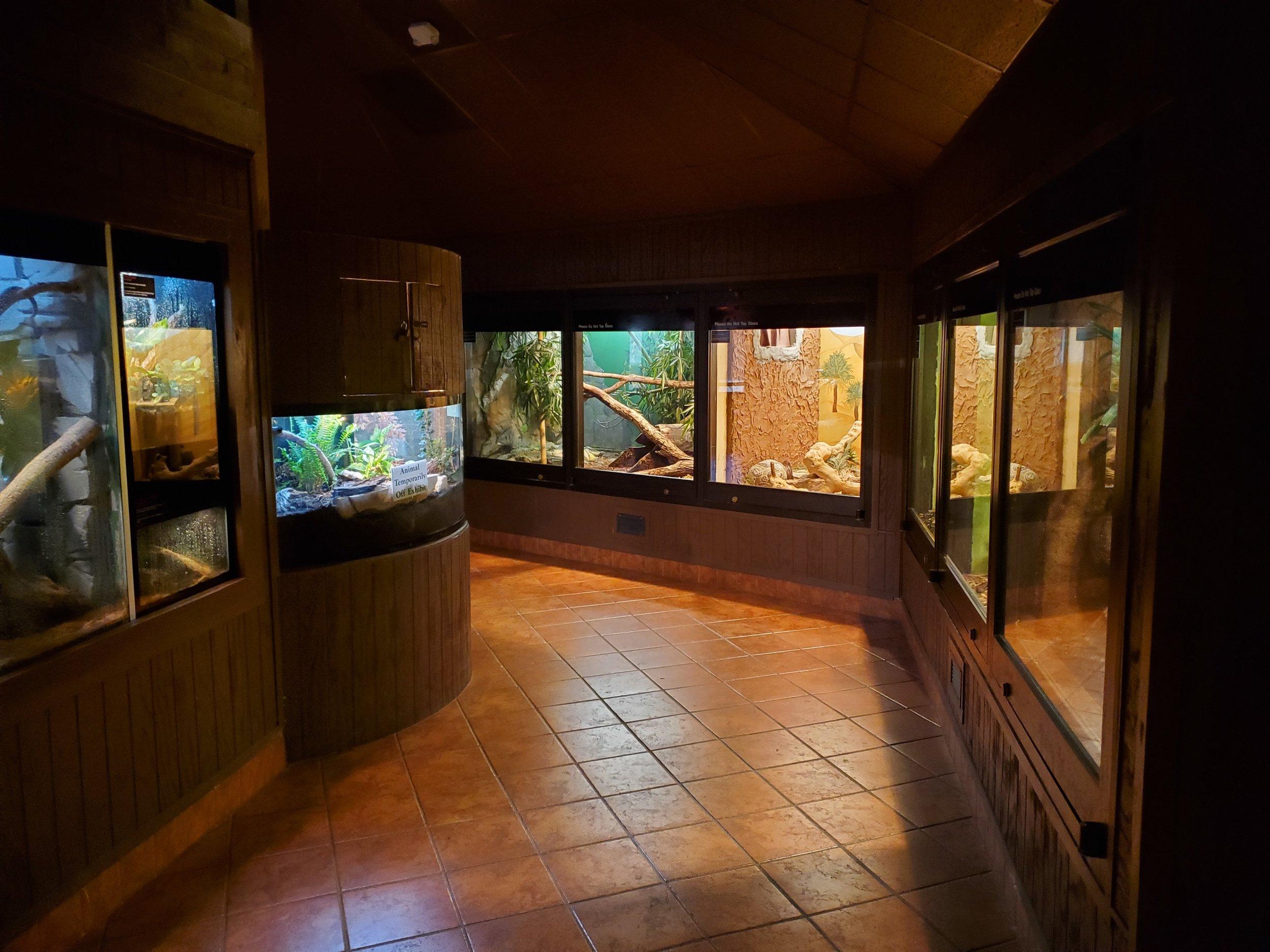 Older habitats