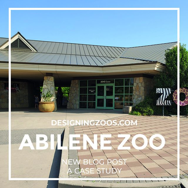 New Case Study: Abilene Zoo is LIVE!⠀ ⠀ Abilene is on the cusp of incredible growth that has the potential to push them firmly into the large zoo category. As an older zoo, what will that mean for its design approach?⠀ ⠀ Read my observations at Felis Consulting's Designing Zoos blog:⠀ https://buff.ly/2Zv0yVr⠀ ⠀ @abilenezoo #texas #texaszoo #zoo #zoodesign #casestudy #growth #abilene #review #opinion #consulting #felis #consultant #design #strategicplan #masterplan