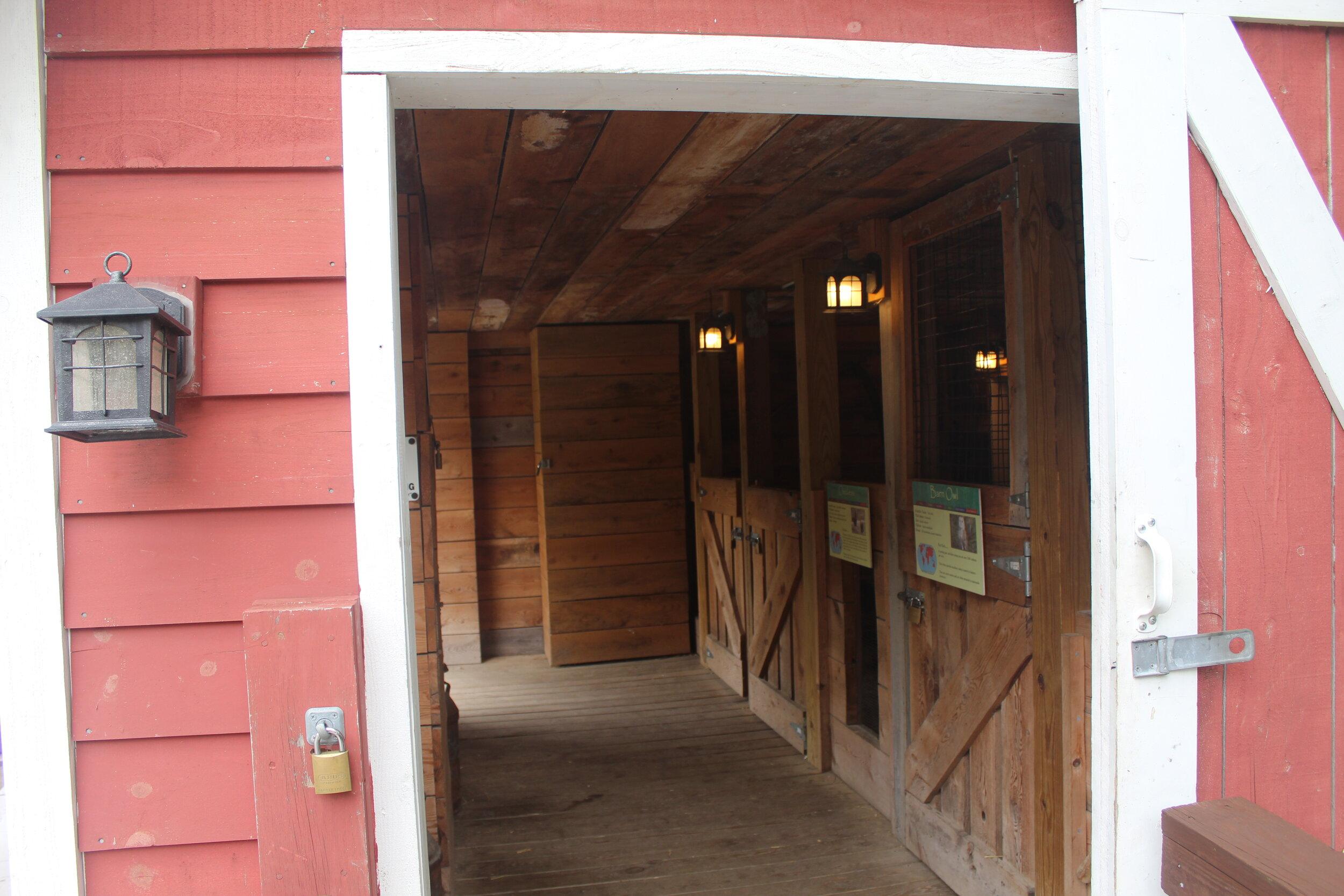 Historic Style Barn