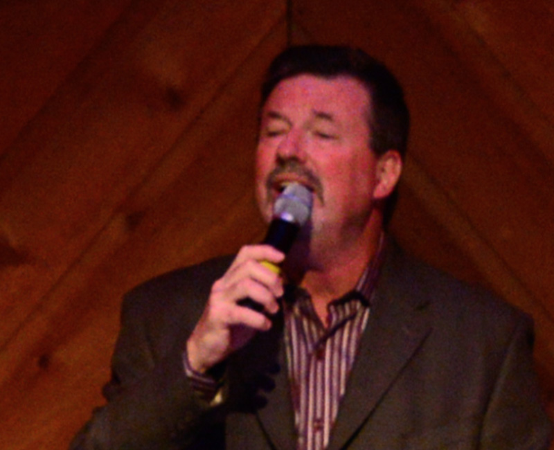 Steve Halliday - Tenor from Beeton, Ontario