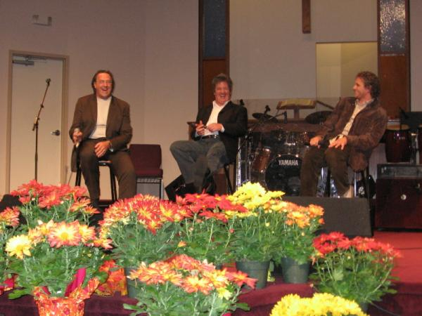 Kevin, Woody & Stephen sharing a laugh.jpg