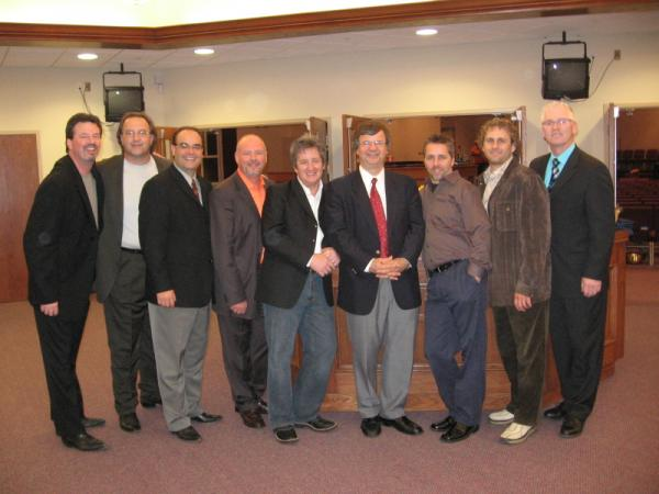 Parker International Fundraising Concert, Fall 2006.jpg