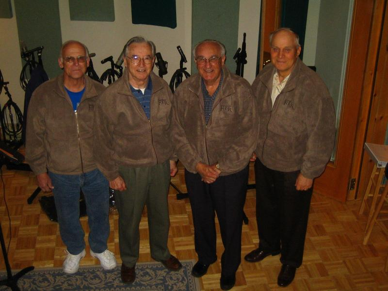 The Dads in their New M4 Jackets.jpg