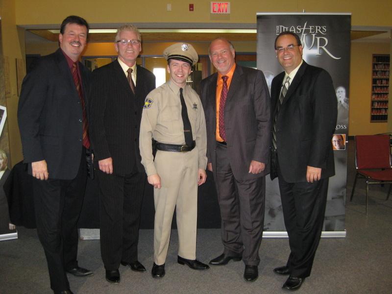 With Barney Fife (Larry DeLawder) at Dan Lane Memorial Concert.jpg