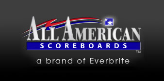 - Since 1933, All American Scoreboards has been keeping score for thousands of athletic contests, from World Series games at Yankee Stadium, to hundreds of fields, arenas and stadiums across the United States. All American Scoreboards is a subsidiary of Everbrite, LLC, one of the leading visual identification and LED lighting companies in the world.