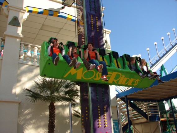 Kids on Free Fall