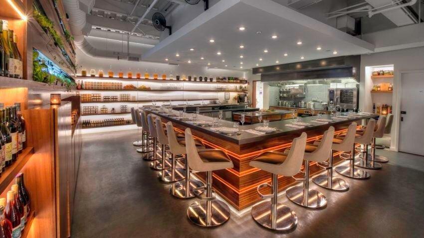 Tasting Counter in Somerville.  –John Skibbee
