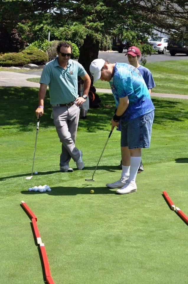 Golf Pro Scott