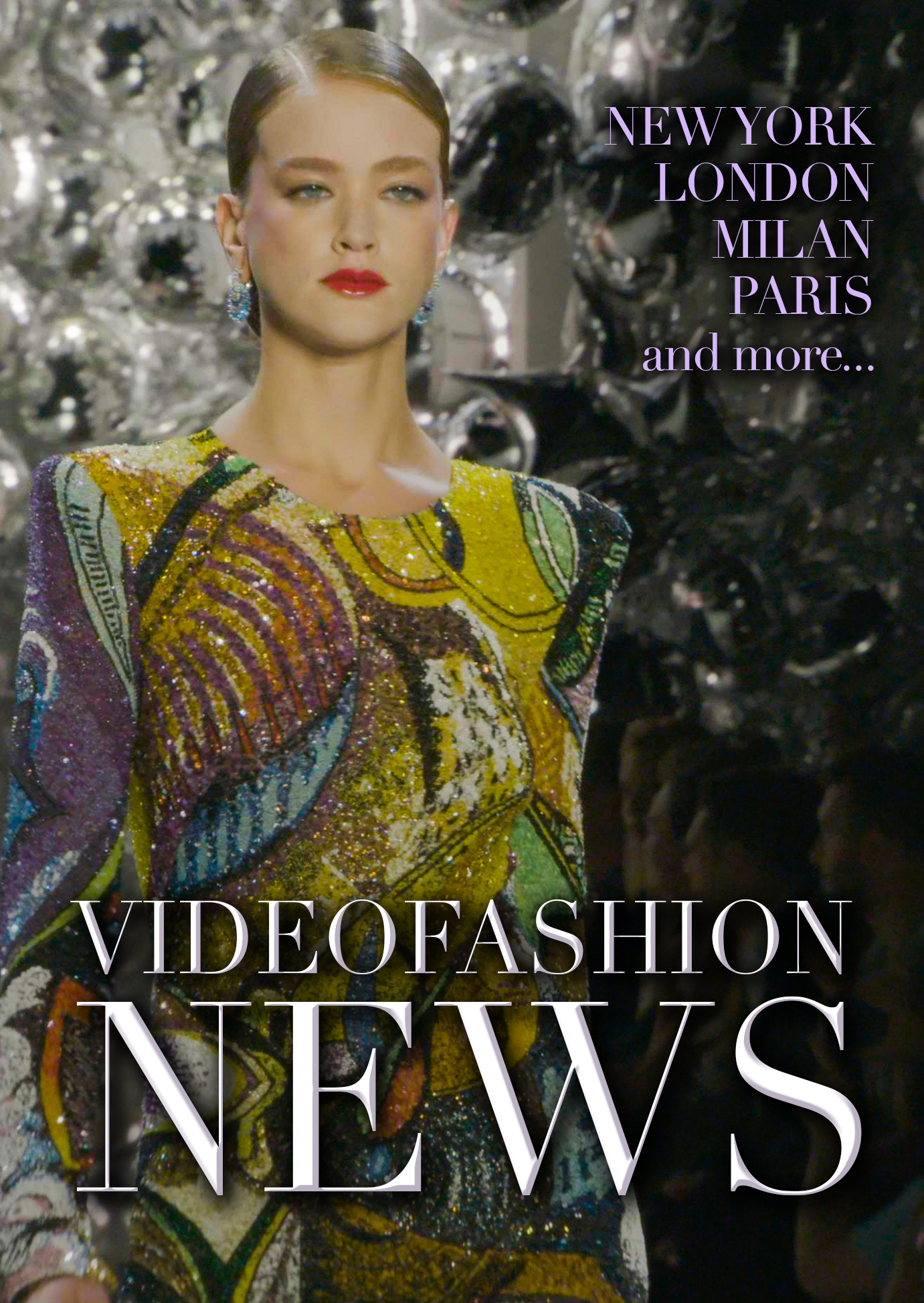 Videofashion News Poster
