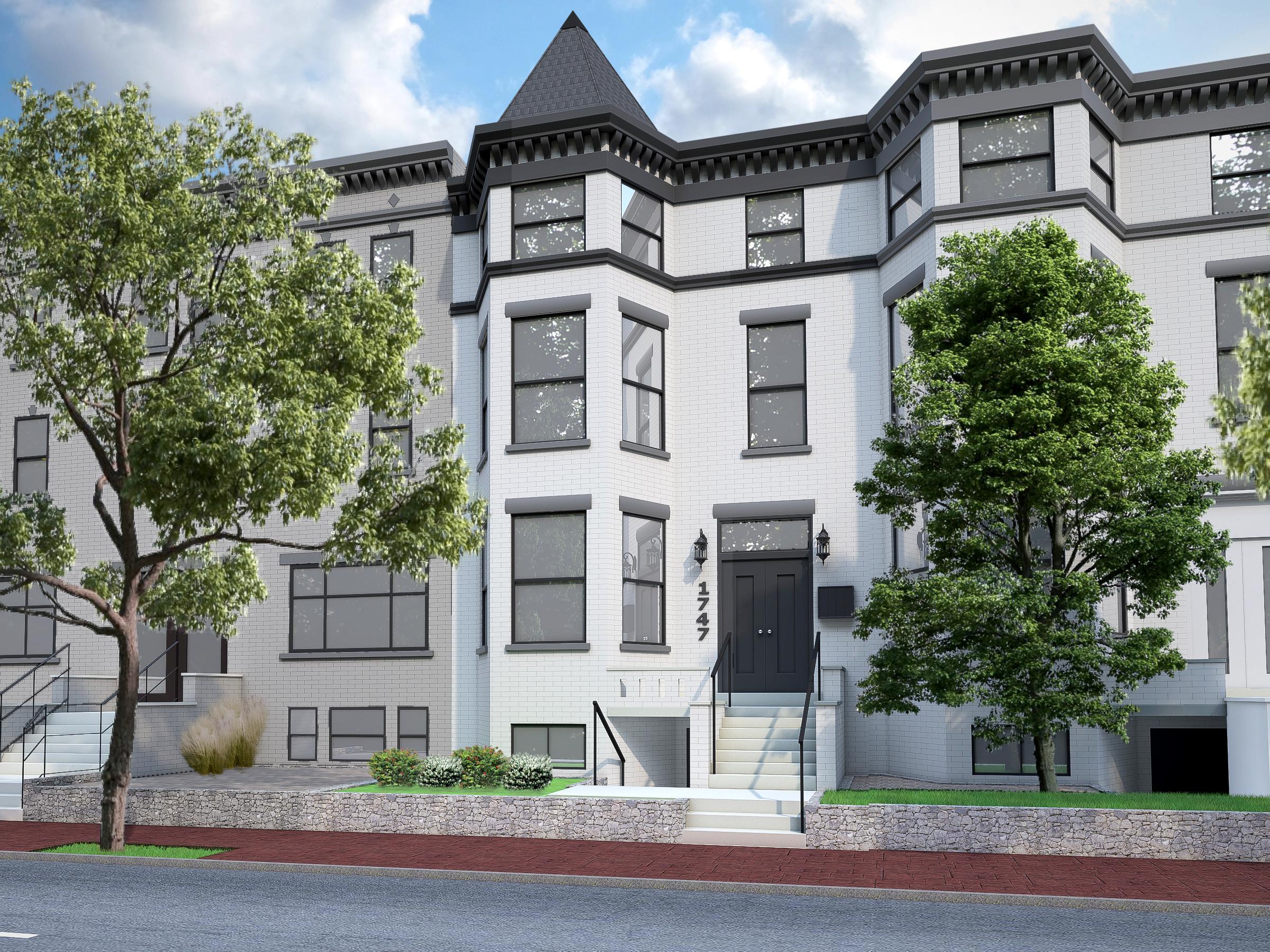 The Allard - 1747 T St. NW | Dupont CircleComing Soon | Five-unit historic condominium constructionhttps://theallard.com/
