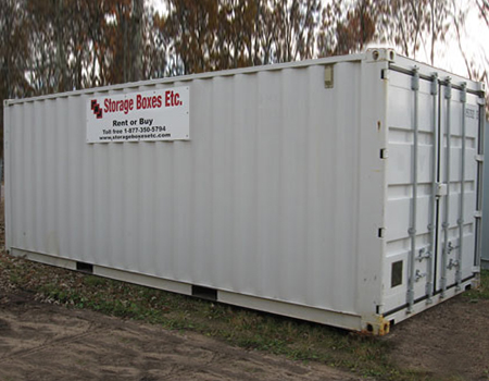 40' container for rent