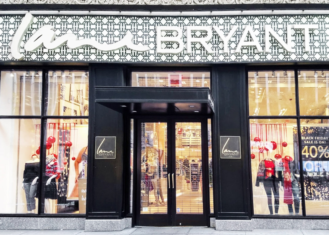 LANE BRYANT HERALD SQUARE -