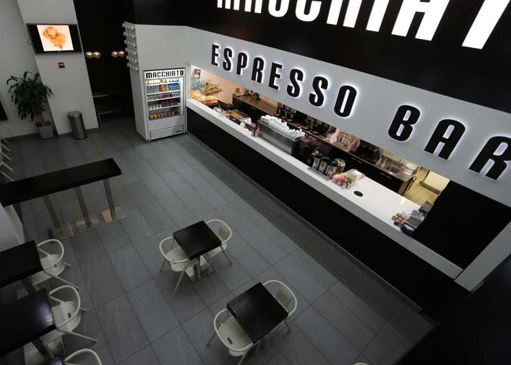 macchiatoespresso bar -