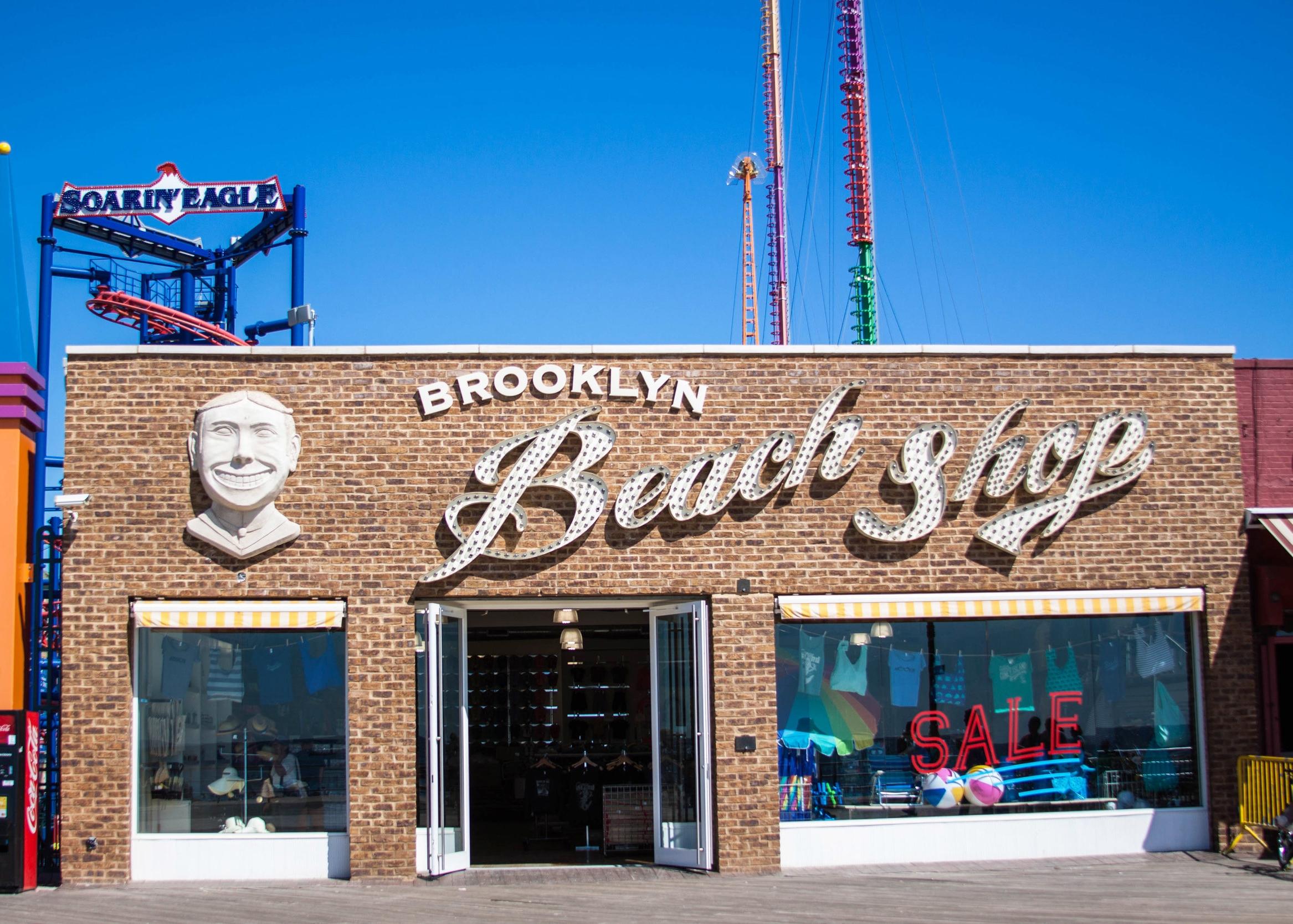 Brooklyn Beach Shop -