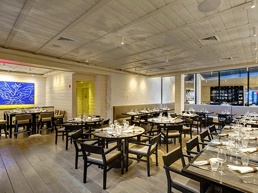 Le Coq Rico Debuts in New York - August 1, 2016 | Hospitality DesignParisian eatery Le Coq Rico has debuted its first location in the U.S. with its new 132-seat restaurant in Manhattan. New York-based architect Daniel Montroy of Montroy Andersen DeMarco MADGI) ...Read More