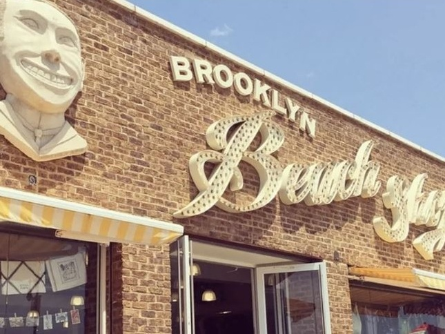 The Best Shopping in Coney Island Is the Brooklyn Beach Shop - June 13, 2016 | RACKEDThere are so many wonderful things about Coney Islad, and one of them is the Brooklyn Beach Shop. It's right on the boardwalk, ...Read More