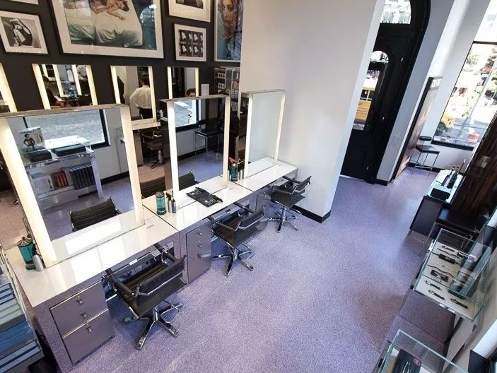 John Barrett's New Salon Offers No Commitment Bangs and Tom Ford Makeovers - December 16, 2015 | ObserverDowntown darlings have spent the last 15 years faithfully trekking to John Barrett's uptown location, which sits primly on the penthouse floor of Bergdorf Goodman. ...Read More