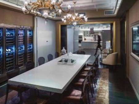 BSH Home Appliances Showroom: VOA Architecture - April 2014 | Mann ReportVOA Architecture, PLLC is pleased to announce the recent completion of the BSH Home Appliances Experience & Design Center in the Architects & Designers Building in New York City. …Read More
