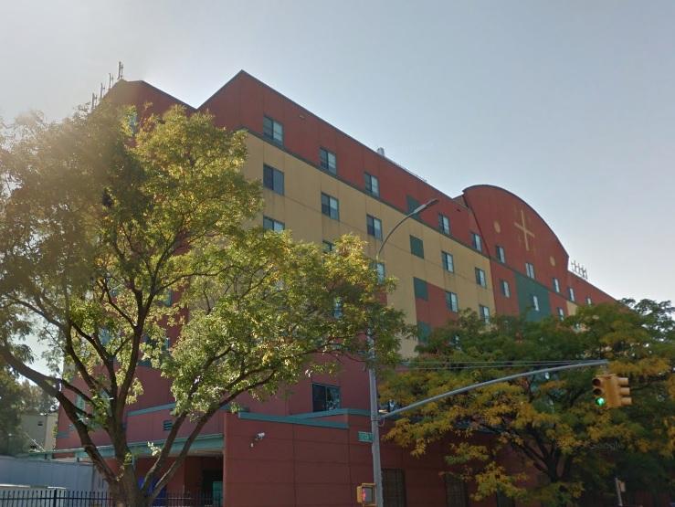 Henry Bishop Nursing Home -