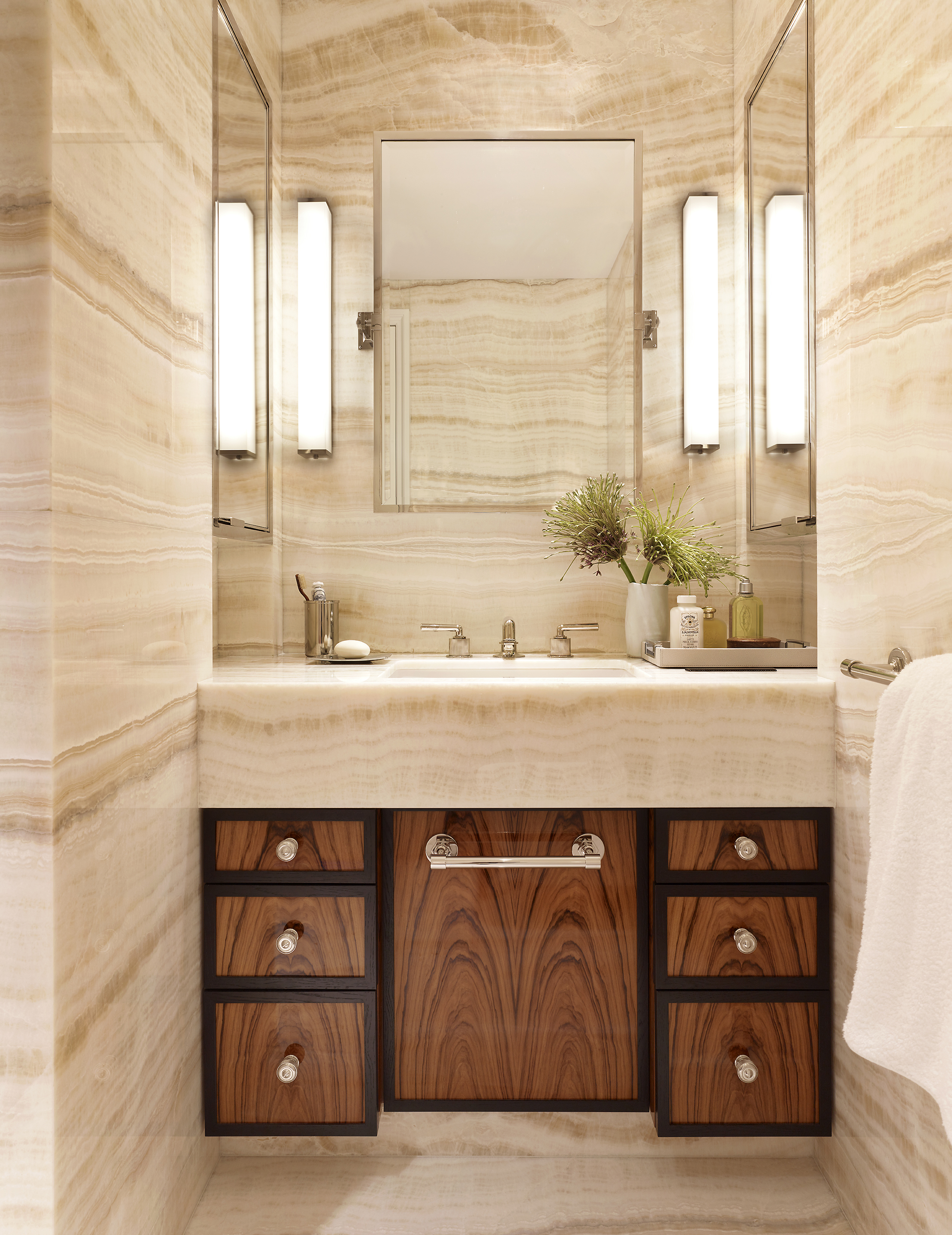Stonefox 115 East 67th Street Bathroom MEP designed by 2L Engineering