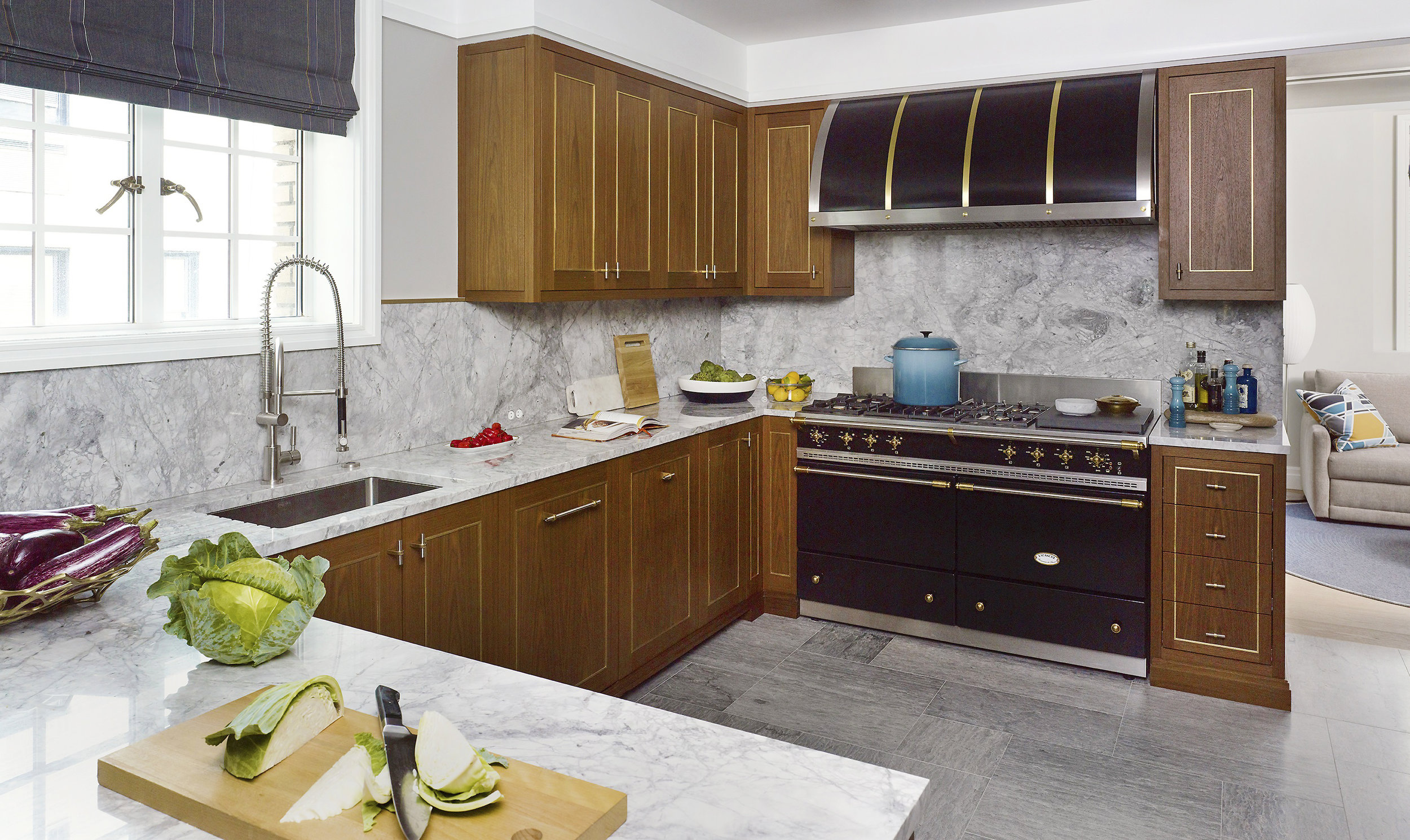 Stonefox 115 East 67th Street Kitchen MEP designed by 2L Engineering