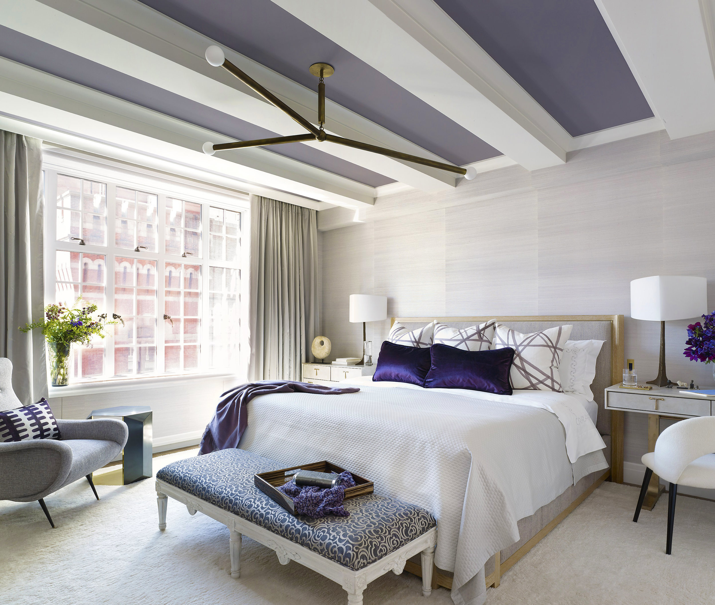 Stonefox 115 East 67th Street Master Bedroom MEP designed by 2L Engineering