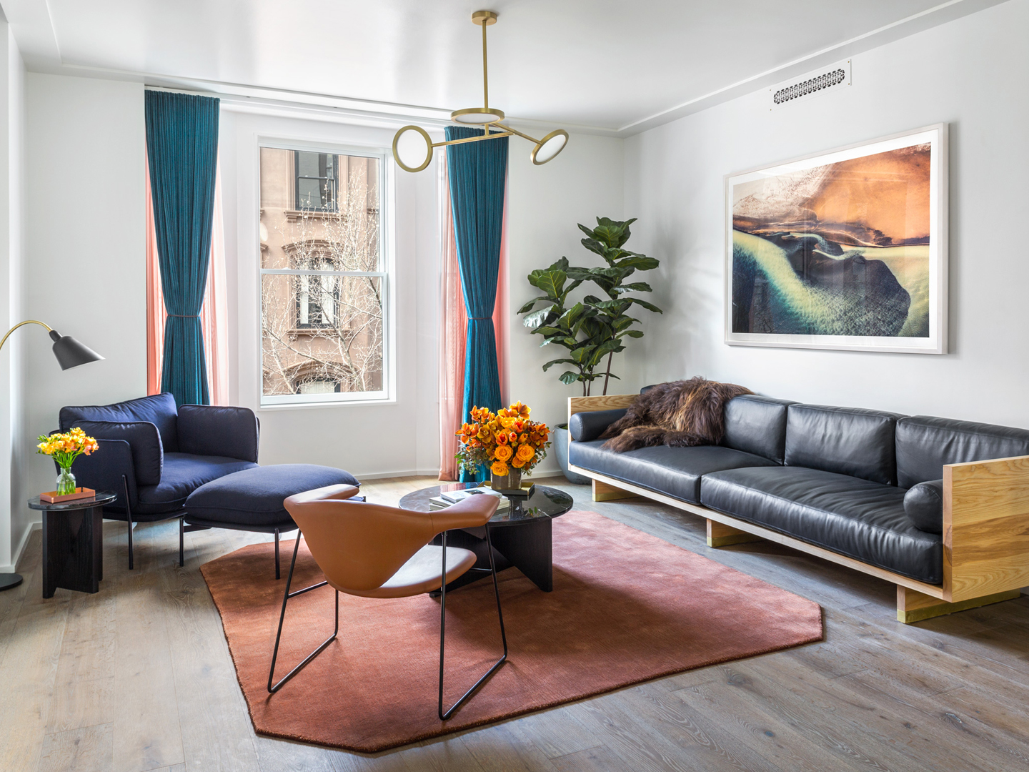 Matter curates show home at The Standish condominiums in Brooklyn - July 20, 2017 | DezeenNew York design showroom and gallery Matter has outfitted a model apartment in a historic Brooklyn Heights hotel undergoing conversion into residences …Read More