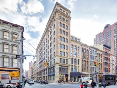 Introducing the Walker Hotel Tribeca - December 21, 2017 | Tribeca CitizenThe conversion of 396 Broadway to a hotel has been in the works for a long time now. Back in May of 2014...Read More