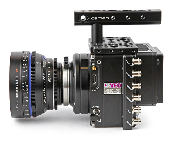 Phantom VEO 4K Camera