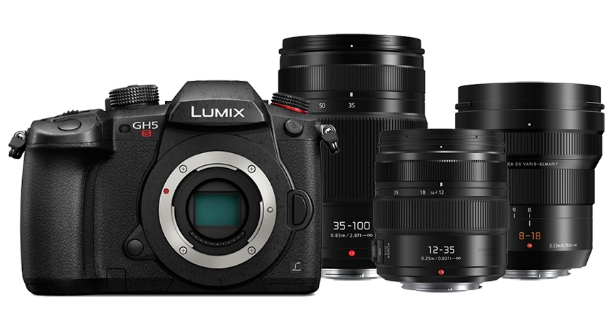 Panasonic Gh5s MFT Package