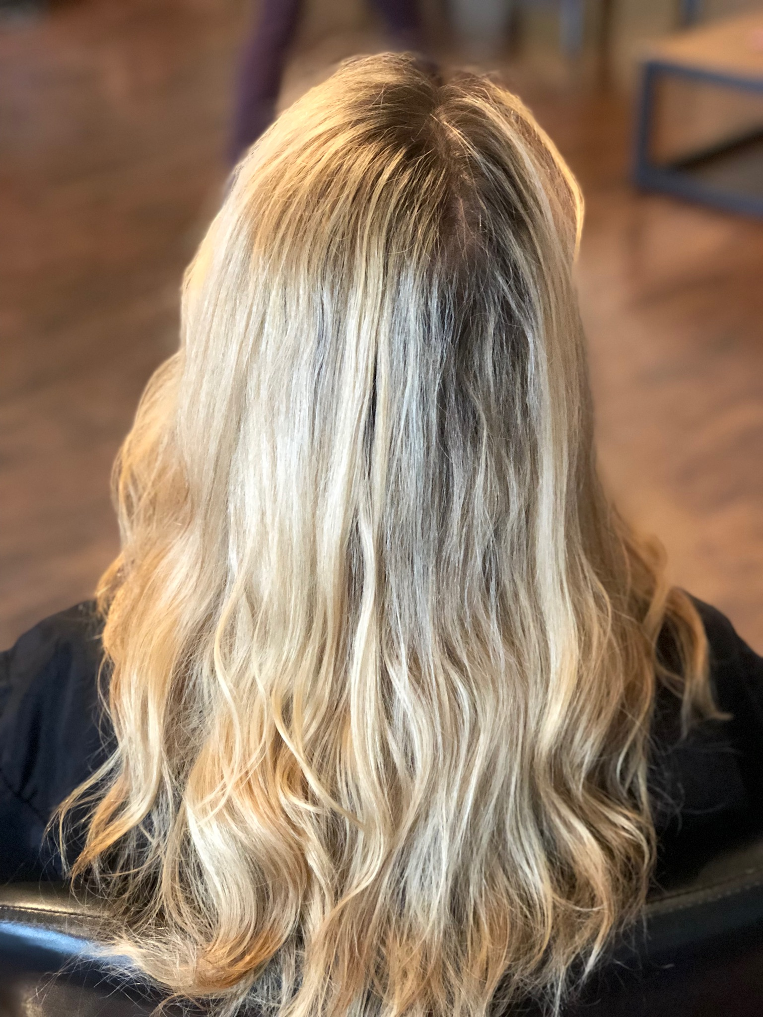 BEFORE - COLOR BY TRENT
