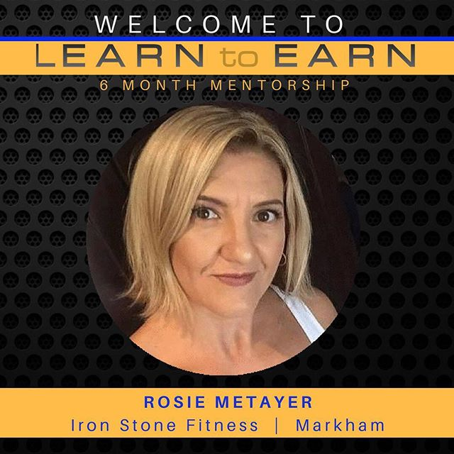 We are very excited to welcome @ironstonefitnessmarkham to our L E A R N to E A R N - 6 month mentorship. .  This is a 6 month coaching program where we help fitness professionals up level their business. .  We help implement automation, so you have more time and leverage these systems to work in the background for you .  We give you pre done programs. 28 day challenge and 10 week transformation. Give you the sales pages, and marketing strategy. This ultimately helps you attract people into a start date, short program and allows you to get quick results, and happy clients who want to stay on long term. .  Thats a couple of things we help you do. For full details see link @ptprofits .  Ultimately what we do is give you the support and accountability to ACTUALLY move your biz forward. .  How many times have you been wanting to implement something or learn something but you keep putting it off and the weeks roll on. .  You're busy, we get it. .  This is why coming into an immersive mentorship is highly valuable. Much like why your clients hire you to train them. .  Let us be your accountability buddies for your business needs. .  We start June 8th. Full details and application. See link @ptprofits