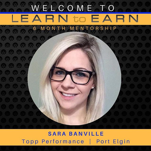 We're excited to welcome @sbanville19 to our LEARN to EARN 6 month mentorship .  We start next Friday June 8th. .  We have a few spots remaining and I want to ask you: .  What is it that you desire for your business? .  A proven system to have a steady stream of client leads, so you don't have to stress about filling your schedule Proper business systems & automation tools to create more time and better productivity. .  Result driven transformation programs pre done for you, to save time, increase sales, get wicked client results & therefore better client retention & referrals. .  More followers on social media, a community of raving fans who look forward to you posting and reaching out for your help. .  Maybe you're craving to be around other like-minded, high performing fitness professionals, to give you an environment for growth, connection & up-leveling your life and business. .  Or perhaps you know what needs to be done but you're extremely busy, don't put the things you know need to be done into action & you need the accountability to stay on track and focused on your business goals. .  ALL OF THAT HAS BEEN PROVEN THROUGH OUT LAST MENTORSHIP GROUP. .  This is accomplished through: - Group meetings & coaching on topics that suit everyone - White labeled programs for you to implement in your business - Effective marketing strategies - Setting you up with online training & how to get clients in - Individual coaching for your specific business through monthly target setting & accountability check ins (full details)  6 months of us solely focused on your business needs & what needs to be in place for massive growth! .  Full details and application    see link @ptprofits