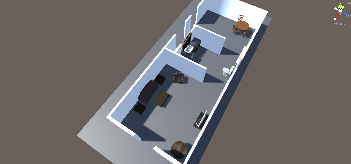 3D Models of Installation