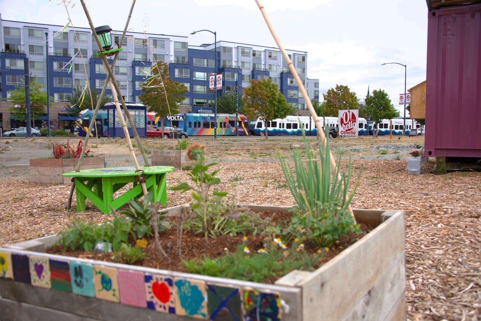 The Beet Box community garden