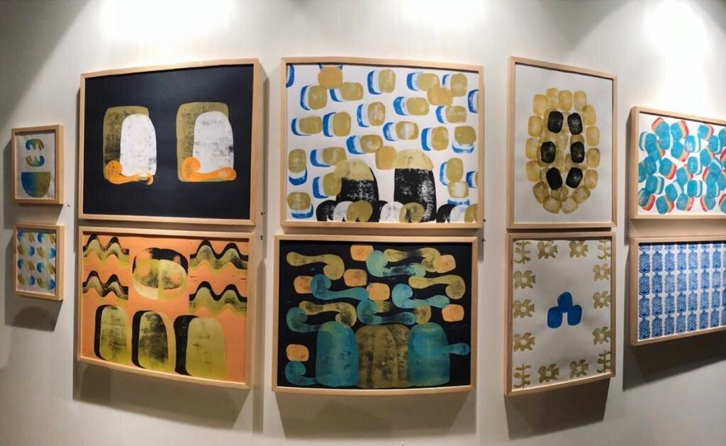 Works by Yanira Vissepo
