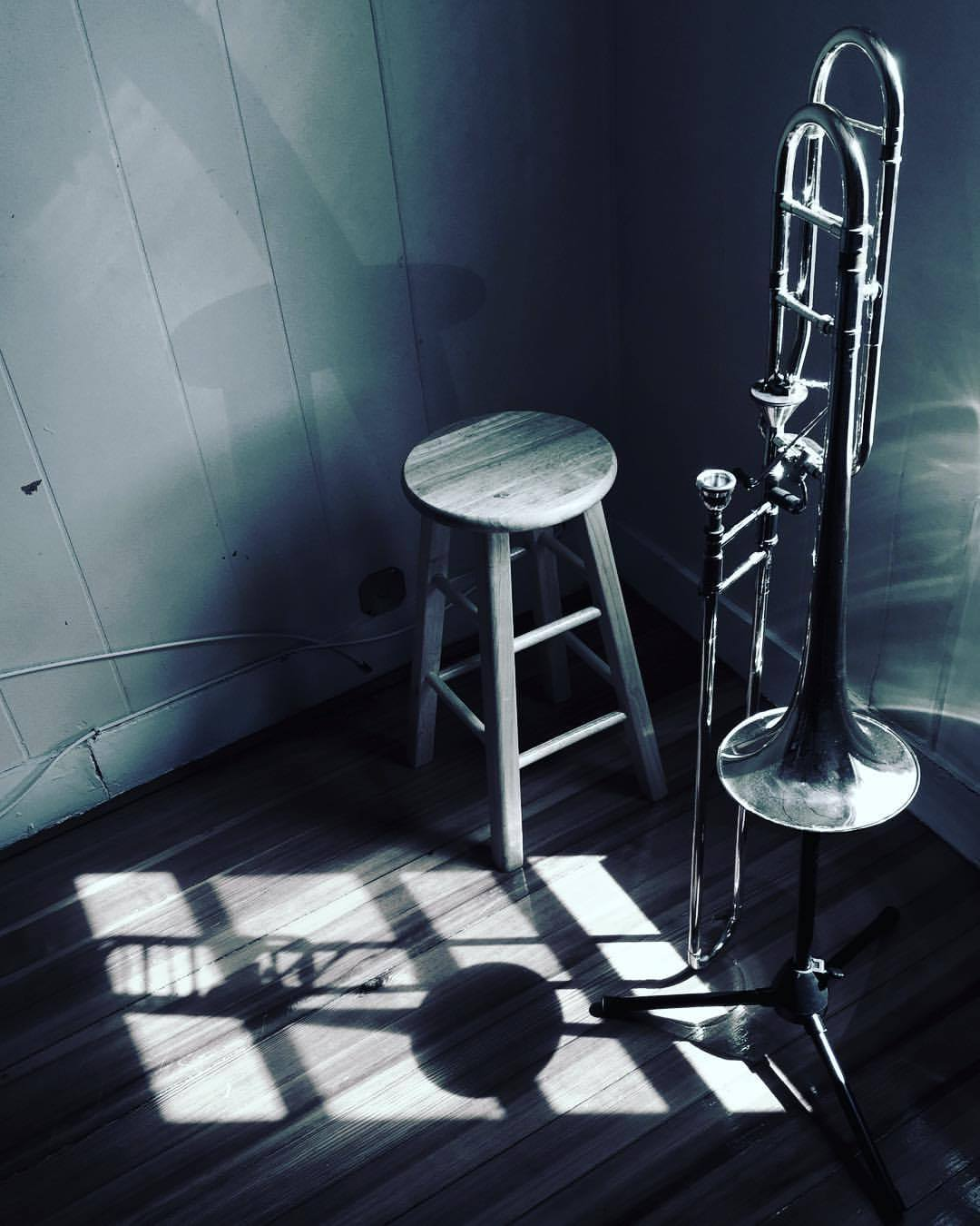 Justin Coyne - trombone