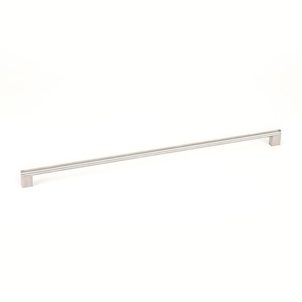 ELEVATE BRUSHED NICKEL   576mm - PART# 2027-90SS-P - PRICE $20  288mm - PART# 2026-90SS-P - PRICE $15  256mm - PART# 2025-90SS-P - PRICE $14  224mm - PART# 2024-90SS-P - PRICE $13  192mm - PART# 2023-90SS-P - PRICE $13  160mm - PART# 2022-90SS-P - PRICE $13  128mm - PART# 2021-90SS-P - PRICE $12