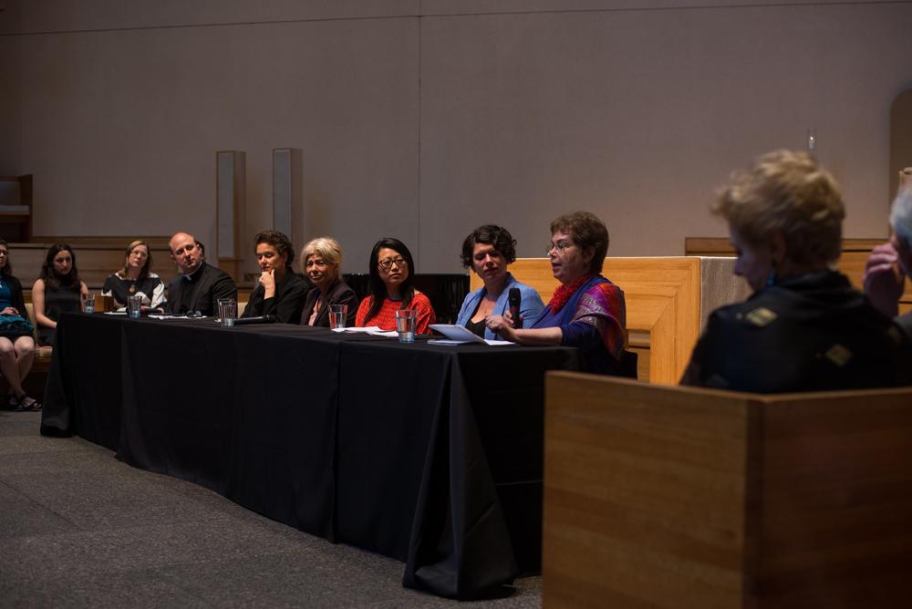 A Landmark at 40 Panelists