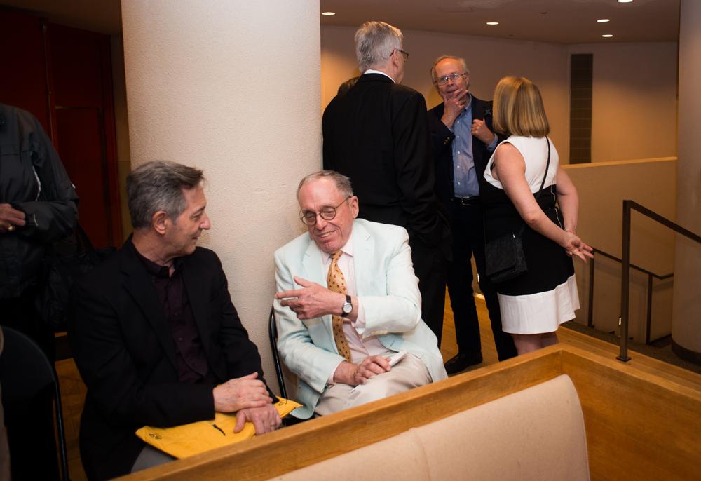 Pr. Hector Ribone and Watson Bosler